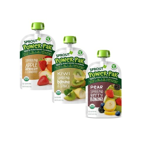 Extra 35% off + 5% offSprout Baby Food Sale