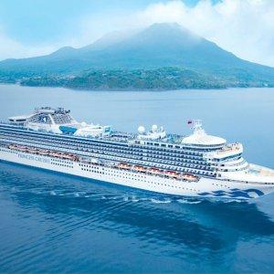 $1499起  赠最高$600船上消费公主邮轮15天夏威夷邮轮 旧金山往返