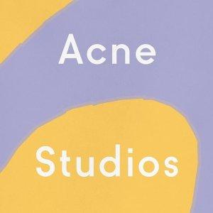 额外8折Acne Studios 美衣专场 收毛衣、卫衣、大衣