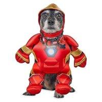 Marvel 钢铁侠狗狗服装