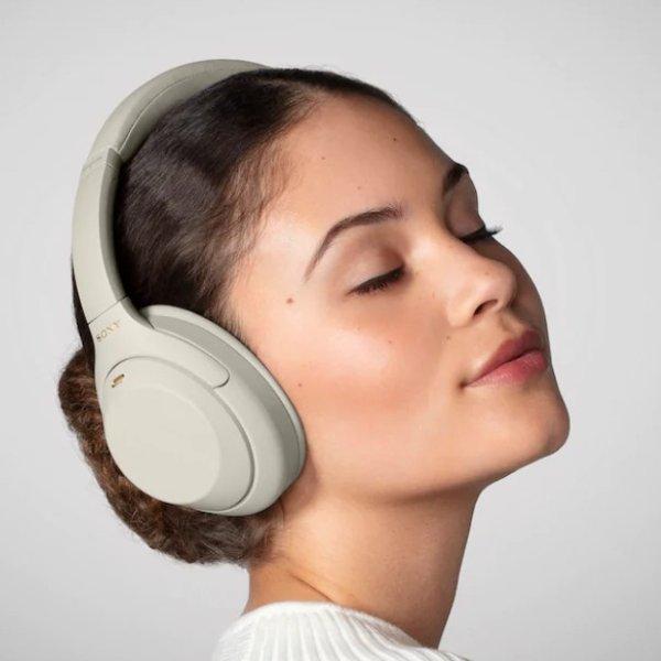 WH-1000XM4 主动降噪无线耳机