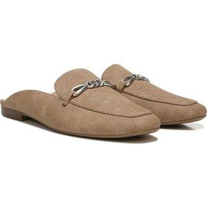 Naturalizer麂皮穆勒鞋