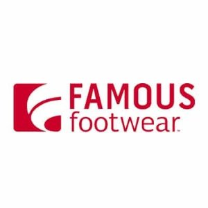 20% OffFamous Footwear 60 Years Sitewide Sale