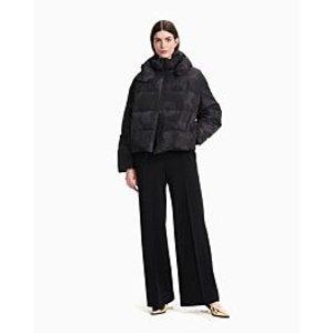 MarimekkoViekkaus Unikko puffer coat