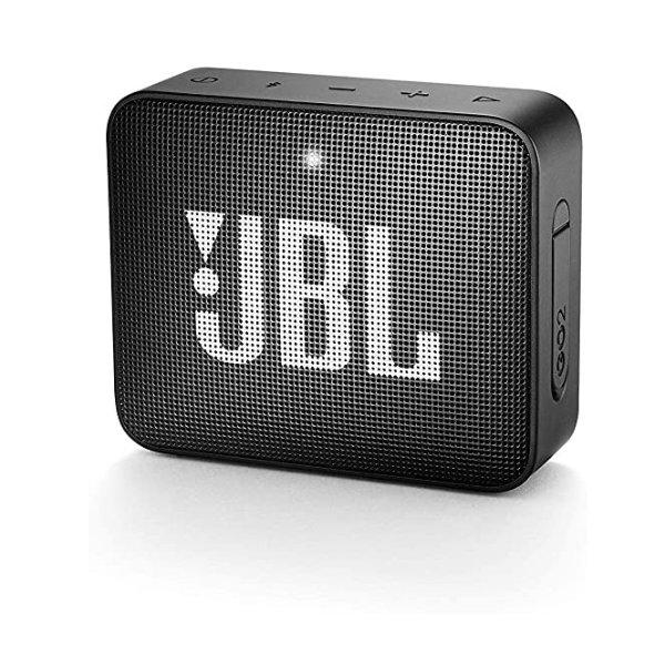 JBL GO2 蓝牙音箱 防水