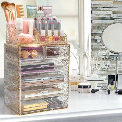 As low as $8.86Wayfair Selected Makeup Organizers on Sale