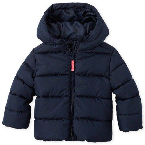 婴幼儿保暖外套