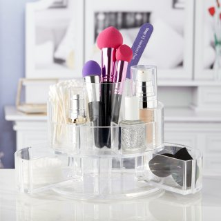 $5起Walmart 精选高颜值超实用化妆品收纳盒促销