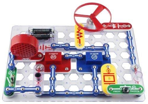 儿童益智电路玩具,小风扇可转动