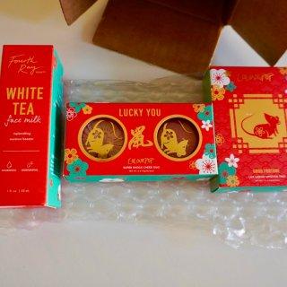 众测| Colourpop 鼠年限定,又美又平价的新年礼物🎁你值得拥有❤❤❤