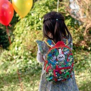 8折 别树一格的小背包Babymel 英国品牌儿童双肩包、午餐包特卖