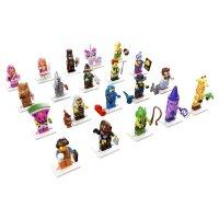 Lego 大电影2人偶盲袋 71023 内含一个