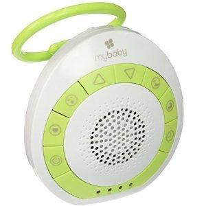 $7.79 价格再降mybaby 婴儿白噪音安抚助眠机