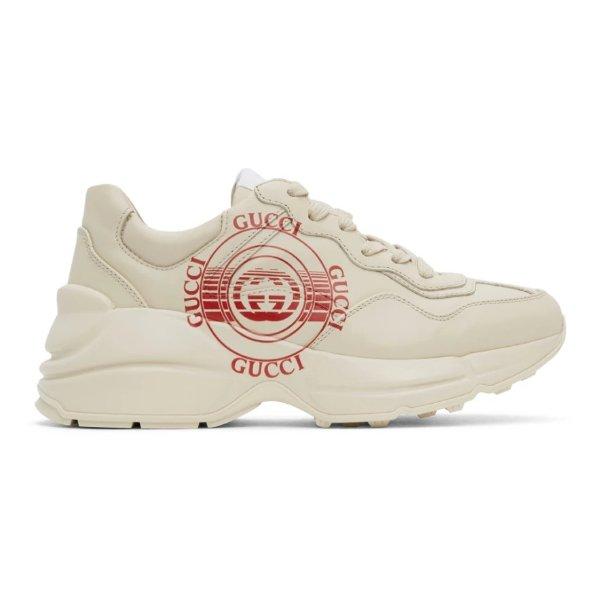 新款logo老爹鞋