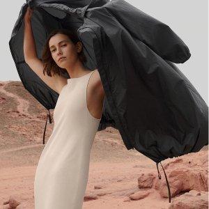 5折起+折上87折 仅€21起入手COS官网大促 设计感满分的小裙子 最美极简风