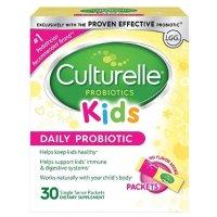 culturelle 儿童每日益生菌补充剂,30袋