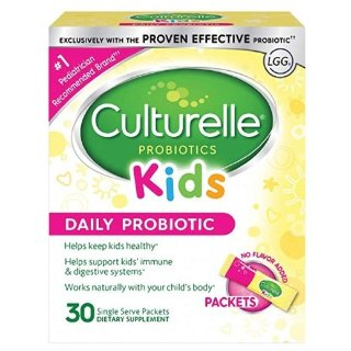 $13Culturelle Kids Packets Daily Probiotic Supplement