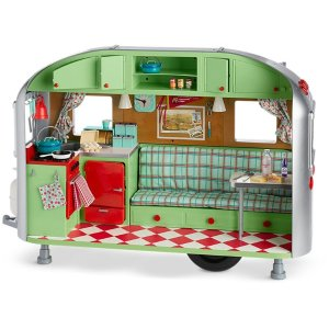American GirlMaryellen's Airstream® 度假小屋拖车