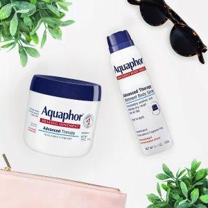 $11.99(原价$19.99)Aquaphor 万用保湿霜套装6.3折热卖 近期好价
