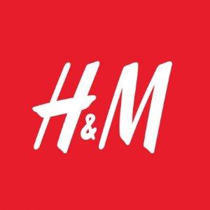 低至2.5折 legging$4.99入手H&M 折扣区上新啦 白菜价纯白短袖$2.99 带回家