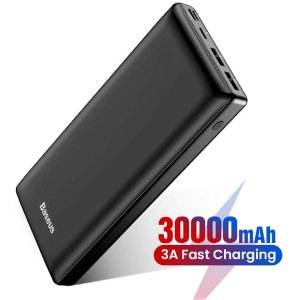 Baseus 30000mAh USB-C 超大容量充電寶