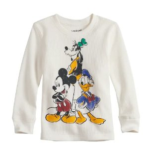3ebdca83869d Jumping beansDisney's Mickey Mouse Baby Boy Thermal Graphic Tee by Jumping  Beans®. $4.80 $12.00. Jumping beans Disney's ...