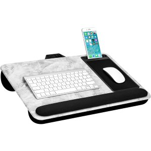 $39.99LapGear Home Office Pro Lap Desk with Wrist Rest