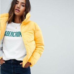 低至3折 休闲百搭款Abercrombie & Fitch 精选美衣热卖