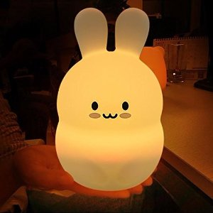 $12 Cute Bunny Nursery Night Light