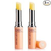 DHC 纯榄护唇膏两支