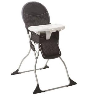 $49.99(原价$69.99)Cosco 可折叠高脚餐椅