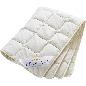 折后仅€47.96 原价€59.95PROCAVE 蚕丝被 丝般柔软 睡眠舒适 多尺寸可选