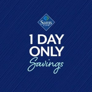 Up to $1000 OffSizzling Saturday Saving Event @ Sam's Club