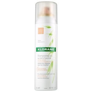 Dry Shampoo with Oat Milk Natural Tint - Klorane   Sephora