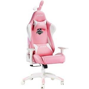兔耳电竞椅