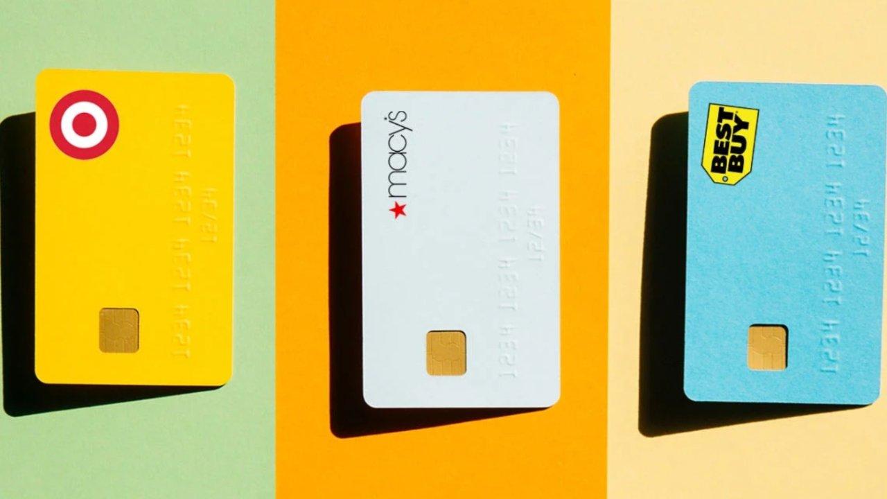 """""""量身定制""""的 Store Credit Cards  一言不合10x返点"""