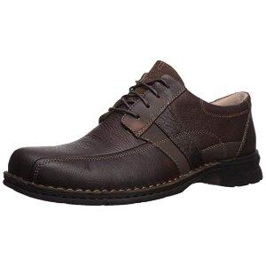 $36.99Clarks 精选男士 Vanek 中踝靴