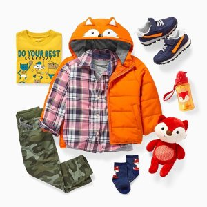 Up to 50% OffCarter's Kids Jackets and Outwear Sale