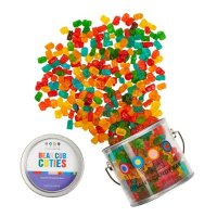 小熊软糖糖果盒