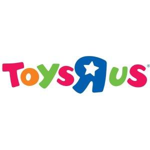 低至5折Toysrus 玩具、童车座椅3日大促