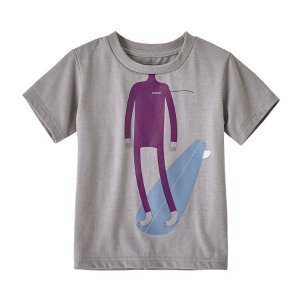 PatagoniaBaby Graphic Organic Cotton/Poly T-Shirt