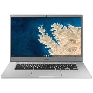 """$283.08 包邮Samsung Chromebook 4 15.6"""" 超值本(N4000, 4GB, 64GB)"""
