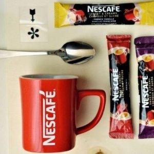$21.77(原价$29.82)Nescafé雀巢速溶咖啡 香甜奶油原味/法式香草口味108袋