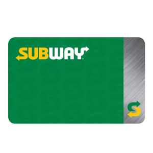 Kroger Subway $50 电子礼卡限时优惠