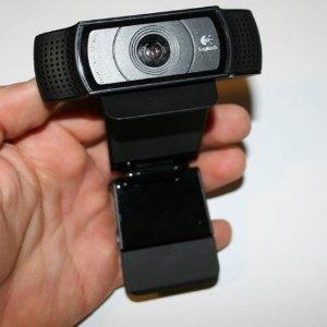 $69.99(原价$99.99)Logitech 罗技 Pro C920 高清网络摄像头