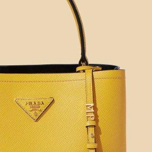无门槛7.5折 Cahier包$1043独家:Prada美包全场热卖 Logo腰包$395