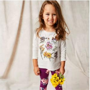 T恤 打底裤$5 秋冬款打折OshKosh BGosh 童装设计开挂 童趣与舒适并存