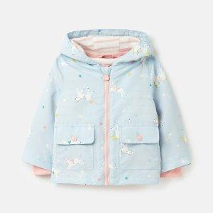 Joules婴童3合1外套,内含保暖背心