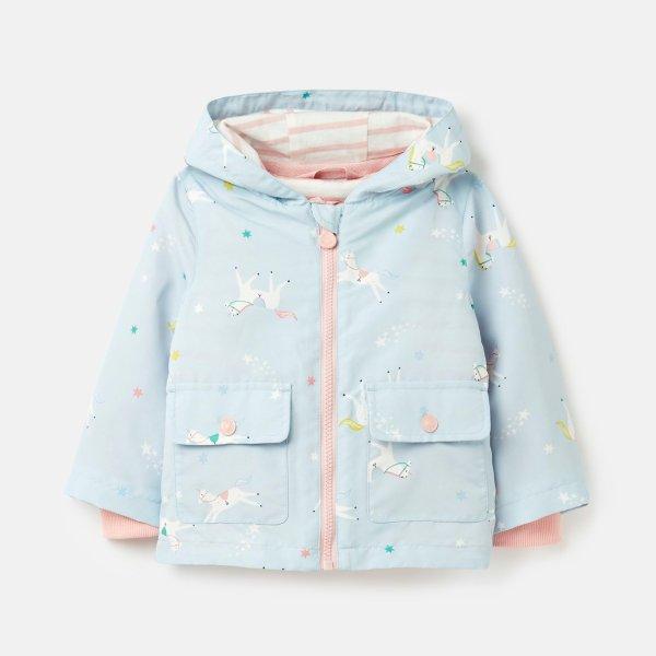 婴童3合1外套,内含保暖背心
