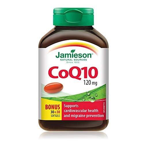 CoQ10 胶囊120 mg 60粒